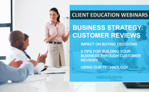 Building your brand customer reviews