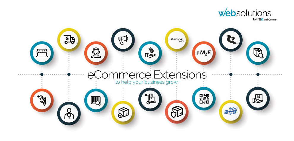 New eCommerce features to help your business grow.