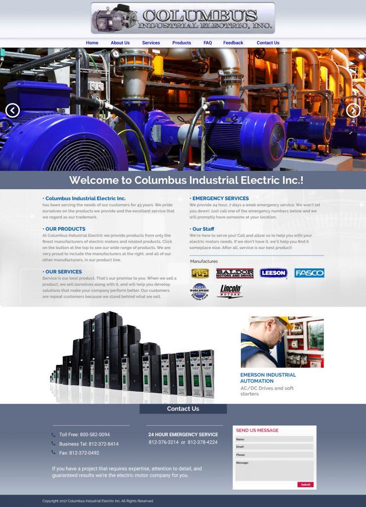 ColumbusIndustrialElectricInc